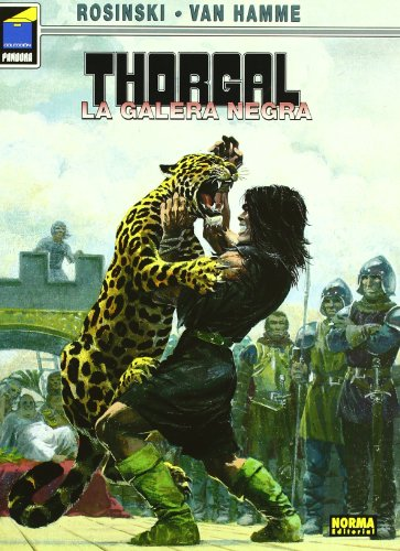 9788479042295: La Galera Negra (Thorgal) (Spanish Edition)