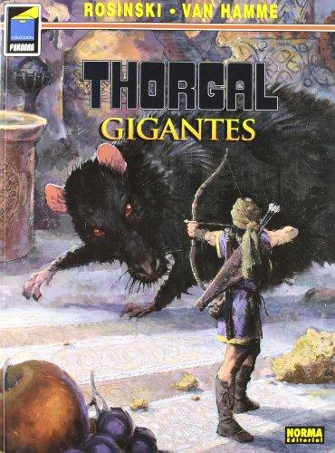 9788479043780: Thorgal Gigantes