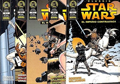 Classic Star Wars, 4, El imperio contraataca: Goodwin, Archie/Williamson, Al.