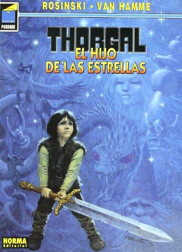 9788479044862: THORGAL 07: EL HIJO DE LAS ESTRELLAS (PANDORA)