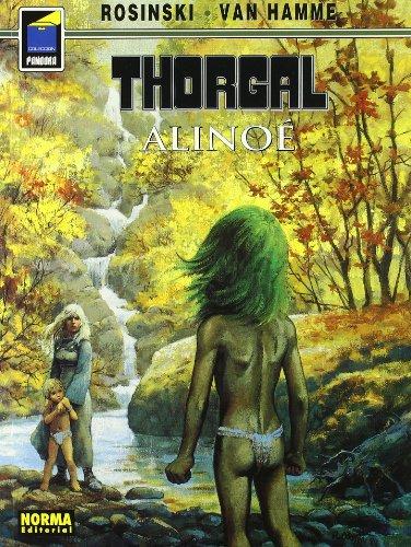 9788479044879: Thorgal 8, Alinoe