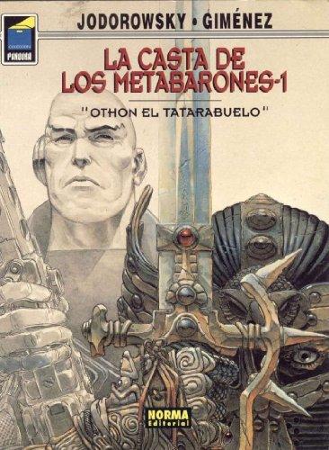 9788479046293: La casta de los metabarones: othonel tatarabuelo 1