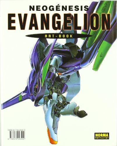 9788479048402: NEOGENESIS, EVANGELION ART-BOOK