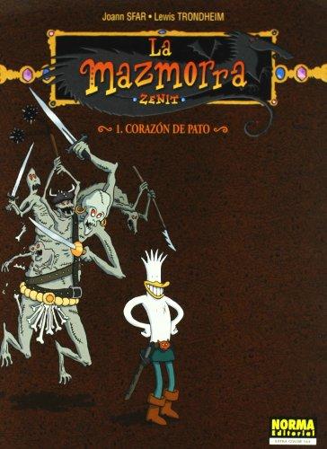 9788479049881: La mazmorra Zenit 1 Corazon de pato/ The Dungeon Zenit 1 Duck Heart (Spanish Edition)