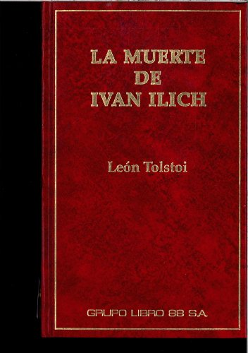 9788479050252: LA MUERTE DE IVAN ILICH