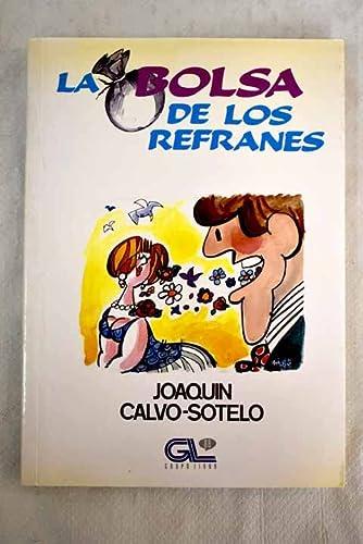 9788479061777: La bolsa de los refranes (Spanish Edition)