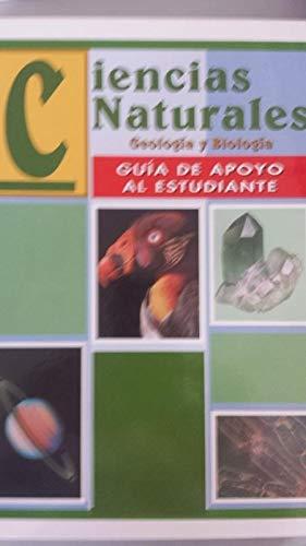 9788479062897: CIENCIAS NATURALES. Tomo I: Geología y Biología