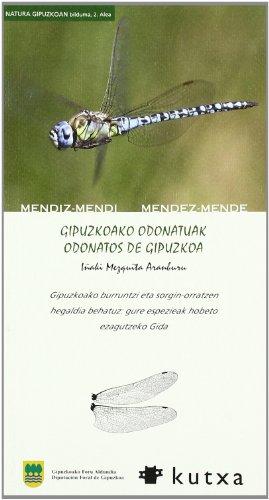 9788479076283: ODONATOS DE GIPUZKOA