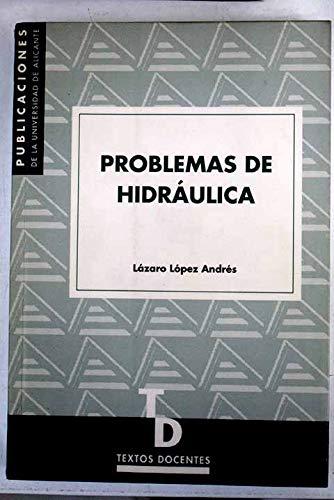 9788479084653: Problemas de Hidraulica (Spanish Edition)