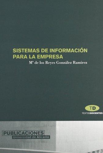 9788479086459: Sistemas de informacion para la empresa / Information systems for the company (Spanish Edition)