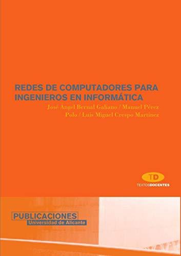 9788479086640: Redes de computadores para ingenieros en informática (Textos docentes)