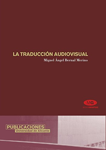 9788479086756: La traduccion audiovisual / The audiovisual translation (Spanish Edition)