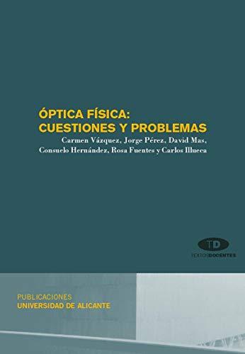 9788479088613: Óptica física: cuestiones y problemas