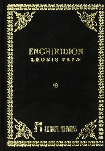 9788479100407: Enchiridion Leonis Papae