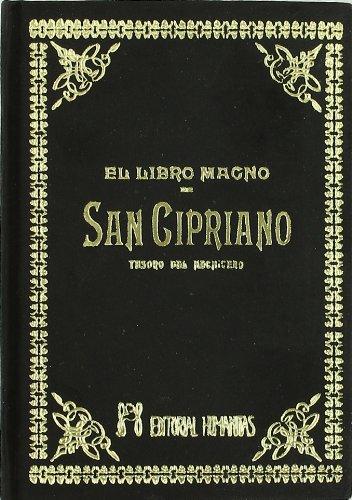 9788479100414: Libro Magno De San Cipriano -Terciopelo