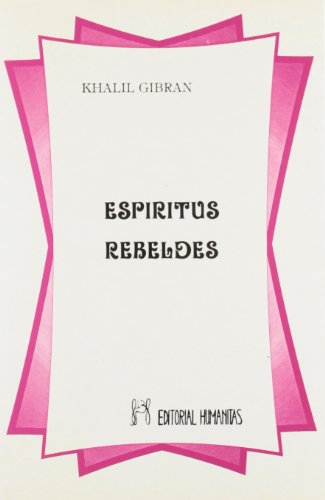 9788479101763: Espiritus Rebeldes (Spanish Edition)