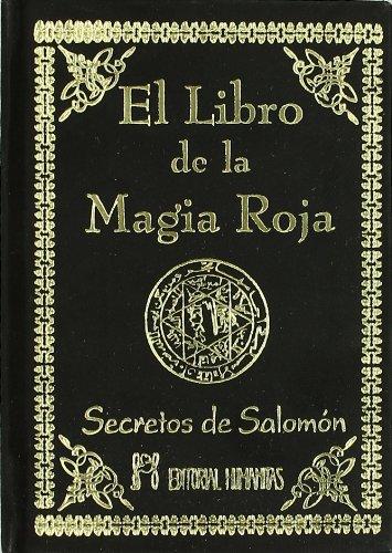 El libro de la magia roja :