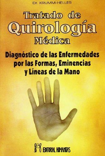 9788479102524: Tratado De Quirologia Medica