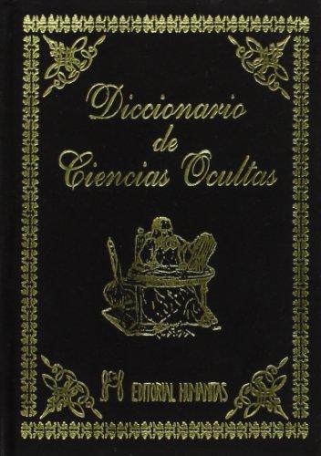 9788479102531: DICCIONARIO DE CIENCIAS OCULTAS