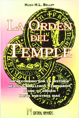 9788479103446: Orden del temple