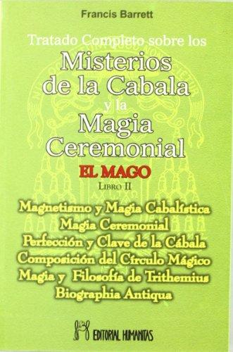 9788479103477: Misterios de la cabala. magia ceremonial el mago libro II