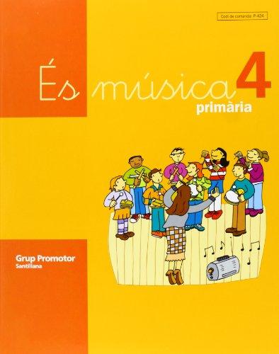 9788479114244: ES MUSICA 4 PRIMARIA