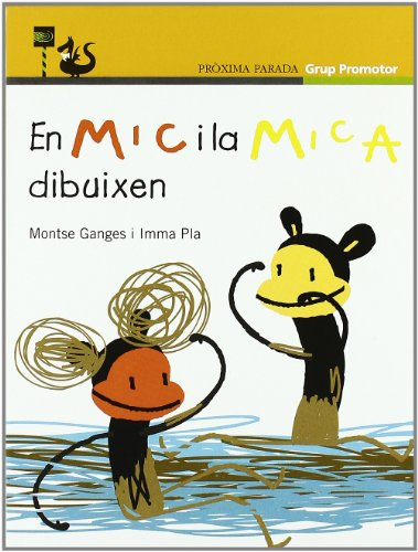 9788479118822: Mic I La Mica Dibuixen