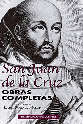 Obras Completas De San Juan De La Cruz: Cruz, Juan De La