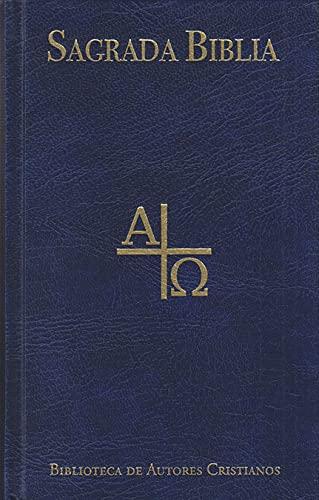 9788479140502: Sagrada Biblia tapa dura popular (11 x 18 cm.) (EDICIONES BÍBLICAS)