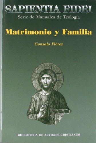 9788479141899: Matrimonio y familia