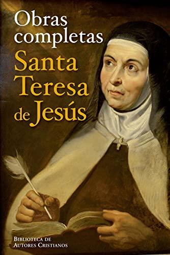 9788479143107: Santa Teresa de Jesus: Obras completas