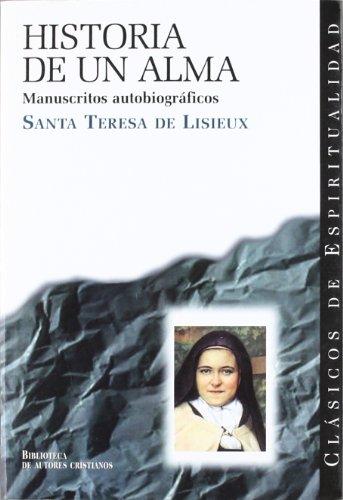 9788479143282: Historia de un alma: Manuscritos autobiográficos