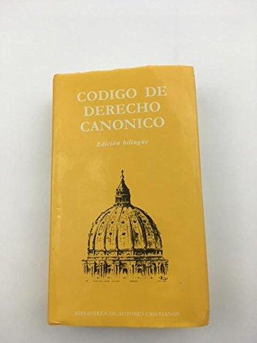 9788479144005: Codigo de derecho canonico