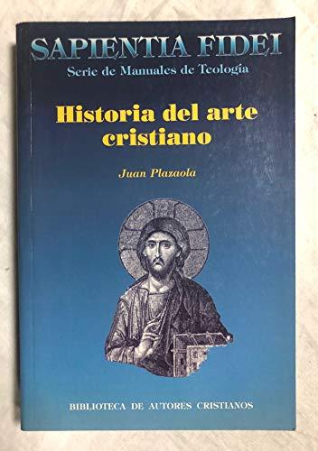 9788479144272: Historia del arte cristiano
