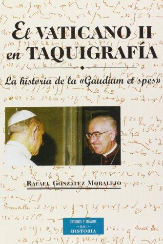 9788479144708: El Vaticano II en taquigrafía. La historia de la