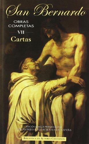 9788479146399: Obras completas de San Bernardo. VII: Cartas: 7 (NORMAL)