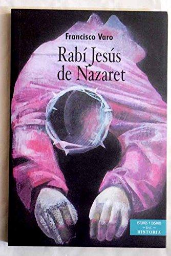 9788479147860: Rabi Jesús de nazaret