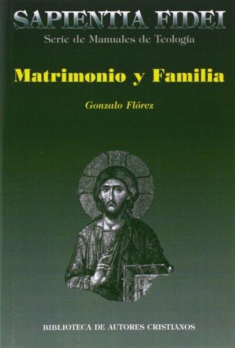 9788479148089: Matrimonio y familia