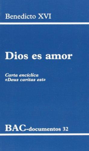 9788479148249: Dios es amor. carta enciclica