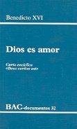 9788479148270: Dios es amor. Carta encíclica