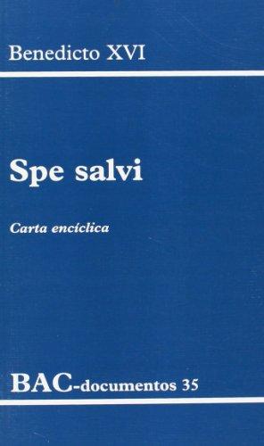 9788479149178: Carta Enciclica Spe Salvi