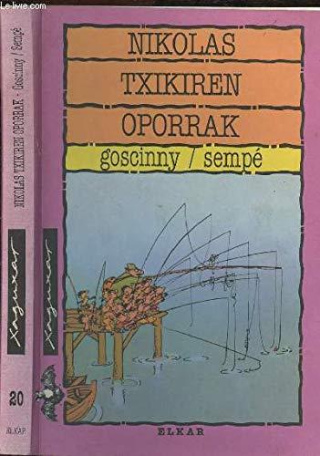 9788479173067: Nikolas Txikiren Oporrak