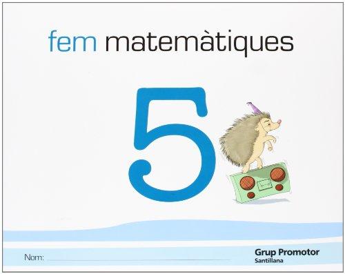 9788479184377: FEM MATEMATIQUES 5