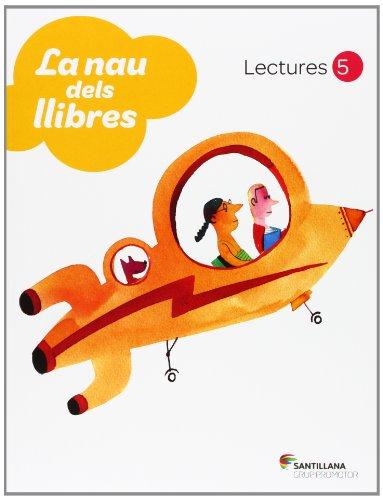 9788479186487: LECTURES LA NAU DELS LLIBRES 5 PRIMARIA