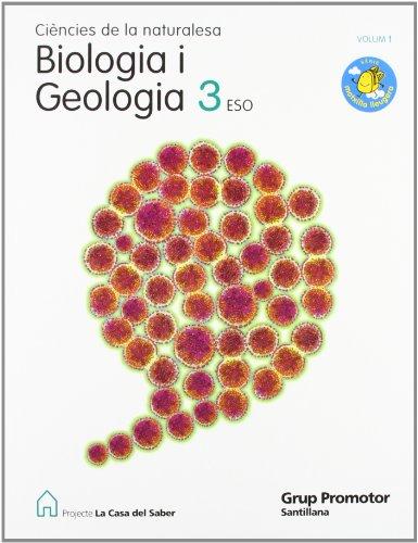 9788479187453: BIOLOGIA I GEOLOGIA 3 ESO M LLEUGERA LA CASA DEL SABER