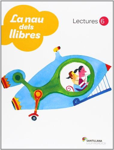 9788479188108: LECTURES LA NAU DELS LLIBRES 6 PRIMARIA