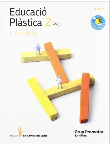 9788479188450: Educación Plastica 2 Eso Grup Promotor Perfils