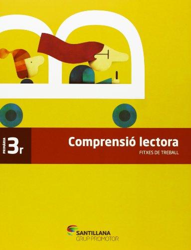 9788479188634: FITXES COMPRENSIO LECTORA 3 PRIMARIA