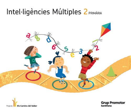 9788479188764: QUADERN INTEL- LIGENCIES MULTIPLES 2 PRIMARIA