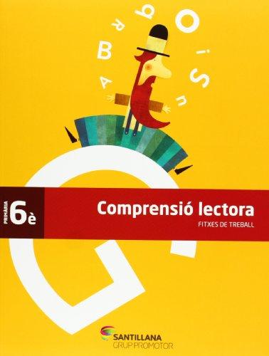 9788479189280: FITXES COMPRENSIO LECTORA 6 PRIMARIA - 9788479189280